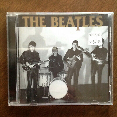 The Beatles ‎– The Decca-Gone Session CD
