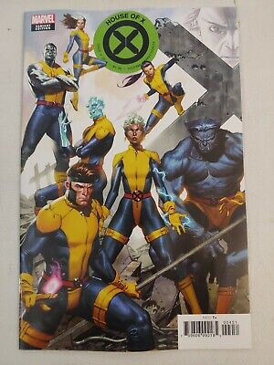 House Of X #4 Molina Connecting Variant Nm Marvel Comics 2019 Sold Out