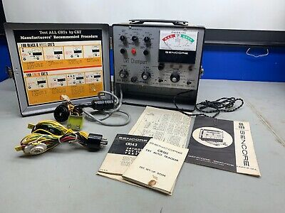 Sencore CR143 Cathode Ray Tube Tester