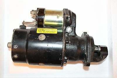 NEW GEAR REDUCTION STARTER CUB CADET 8354 TRACTOR DAEDONG ENGINE E653063012