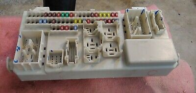 07-09 FORD MUSTANG Interior Fuse Box Body Control Module Bcm