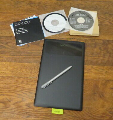 WACOM BAMBOO CAPTURE Pen and Touch Tablet (download software