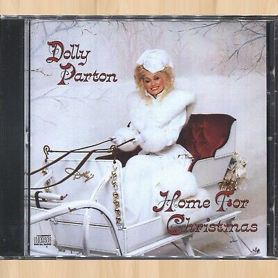 DOLLY PARTON Home for Christmas CD Joy to the World WE THREE KINGS          1103