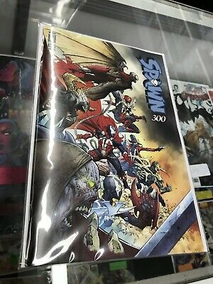 Spawn 300 Opena Variant Image Comics Al Simmons Milestone Issue Nm+ In Hand 🖐