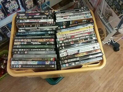 Joblot Dvds X100 Mixed Brand New Sealed