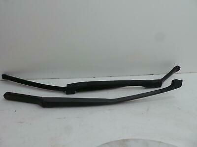 2007 VW Phaeton 3D  Pair Left & Right Front Windscreen Wiper Arms & Blades