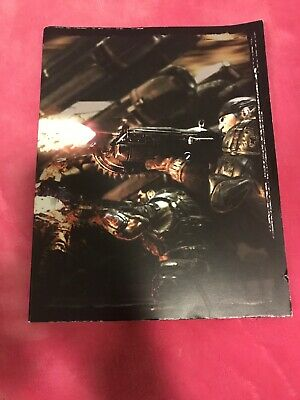 Brady Games Gears Of War Xbox 360 Guide Strategy Book