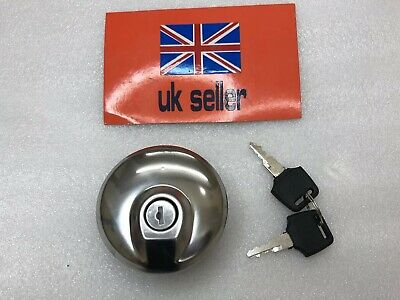 Petrol Cap Fuel 2 Keys For Suzuki GZ  Marauder / Intruder