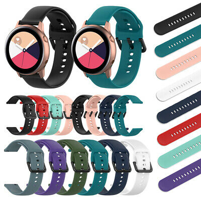 Bracelet Silicone Watch band 20mm Strap For Samsung Galaxy Watch Active R500