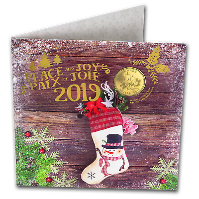 2019 Canada 5-Coin Mint Holiday Gift Set - SKU#198046