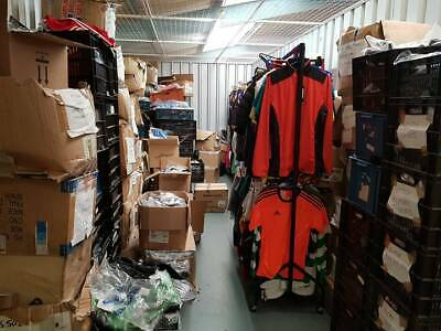 Wholesale & Job Lots 5,000+ Pieces of Assorted Sports Clothing all Brand New