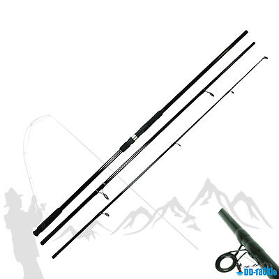 Cloth Carp Pike Fishing Rod Sleeve Bags For 2 Piece 12ft Rods Choose how many