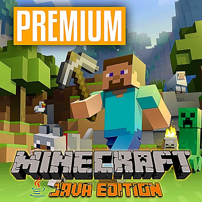 Minecraft Premium PC ✅ [Java Edition] Warranty ✅ Login And Skin Change +Warranty