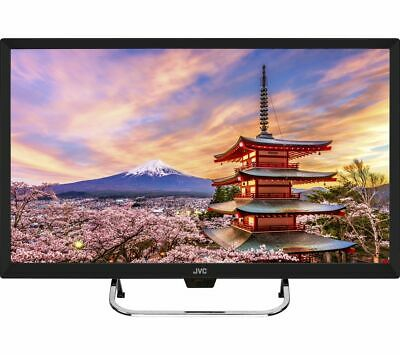 "JVC LT-24C490 24"" HD Ready LED TV - Black - Currys"