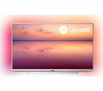 """PHILIPS Ambilight 43PUS6814/12 43"""" Smart 4K Ultra HD HDR LED TV with Amazon Alex"""