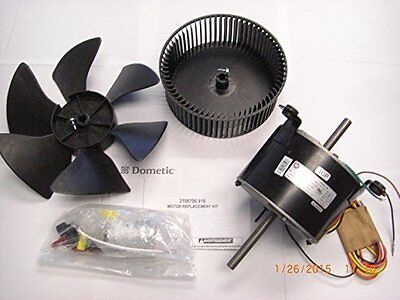 Dometic Duo Therm 3108706916 Air Conidtioner AC Brisk Air Motor Kit