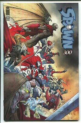 Spawn #300 Jerome Opena Variant Cover H - Image Comics/2019