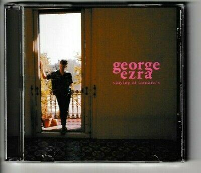 George Ezra - Staying At Tamara's   CD   (Sony 2018)