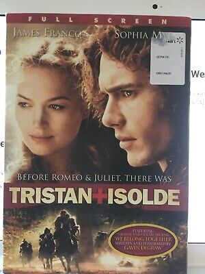 Tristan and Isolde dvd full screen with special feautures
