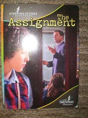 The Assignment  RARE FAMILY FILM DVD, 2011 STEPPING STONES ENTERTAINMENT VERSION