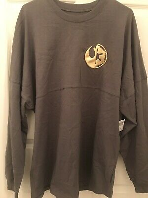 Disney Parks-Star Wars Spirit Jersey-New With Tags-Size Large-Free Shipping