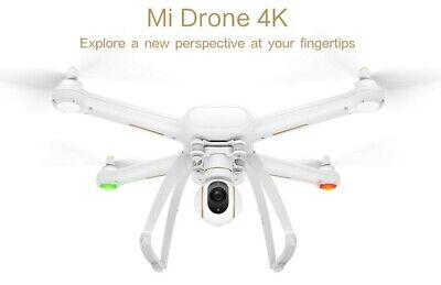 NEAR NEW Xiaomi Mi Drone 4K WITH 2 BATTERIES AND CARRYING BAG