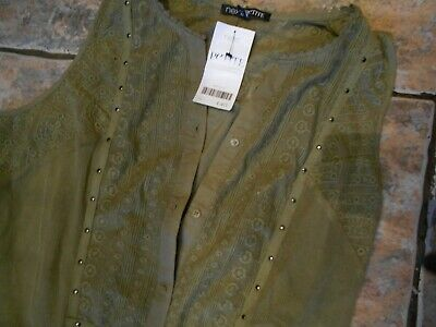New Ladies TG Bow Back Style Dress Khaki Size 8 or 12 Brand New TOWIE Bargain