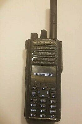 MOTOROLA MOTOTRBO ADVANCED Features w/ FPP XPR5550 / XPR7550