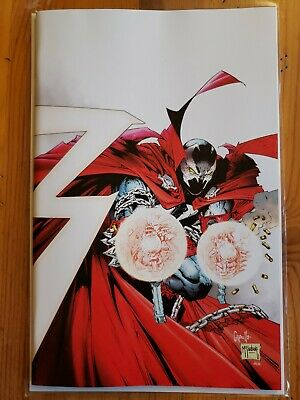 Spawn #300 Capullo & Mcfarlane Virgin Art Variant Cover - Image/2019 - 1/25 Nm