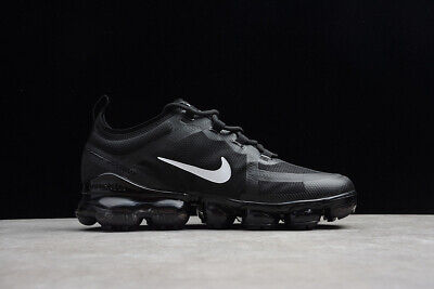 Men's Shoe Nike Air VaporMax 2019 Black & White Running Shoes Sneakers ON SALE?