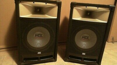 """6.5/"""" Woofer 150 watts RMS 8 ohms as a MW7010 Drop in Replacement for Polk Design"""