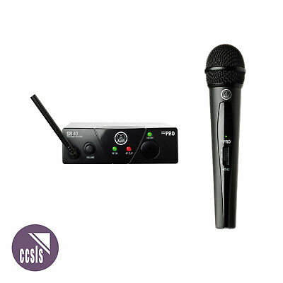 AKG Vocal Handheld Mini Wireless System US25-A - 537.500 MHz