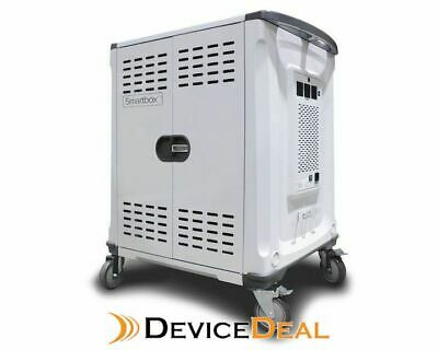 Alogic Smartbox 42 Bay Notebook/Chromebook & Tablet Charging Trolley