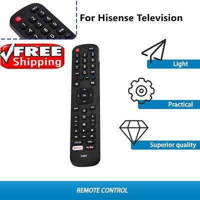 NEW EN2B27 Remote Control Replacement & Backup Accessory for Hisense 1R