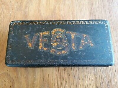 Vesta - Sewing Machine Attachment Tin - Storage