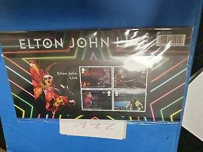 2019 Music Giants 3 - Elton John Presentation Pack