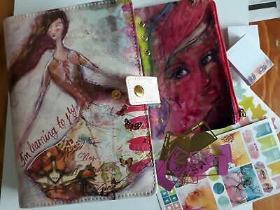 Learning To Fly Jane Davenport Snap Planner 6 Ring Planner