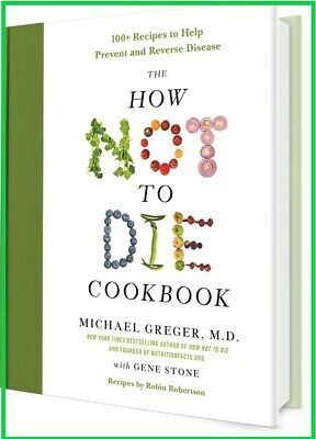 [ɛβ00K] The How Not to Die Cookbook by Michael Greger