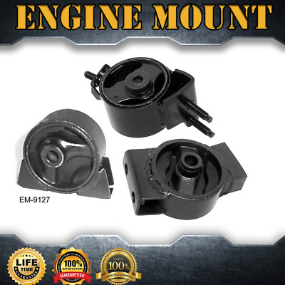 Engine Motor /& Trans Mount 5PCS for Auto. 1989-1991 for Toyota Camry 2.0L FWD