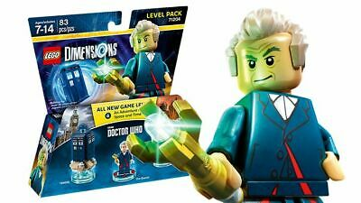 LEGO Dimensions DOCTOR WHO Level Pack - BRAND NEW!