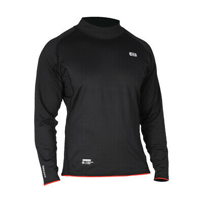 Oxford Warmdry Premium Thermal Base Layer Size Large High Neck Top