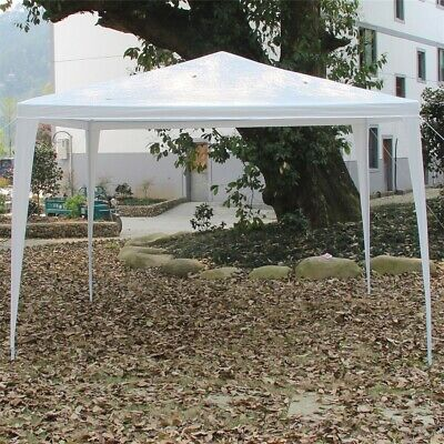Toldo impermeable Refugio Jardines Gazebo Marquee Canopy Party Carpa 4 * 3MB58