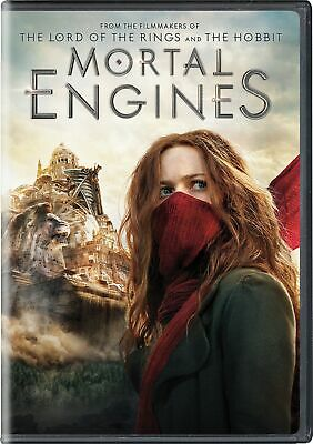 Mortal Engines DVD Hugo Weaving NEW