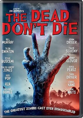 The Dead Don't Die DVD Bill Murray NEW