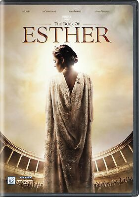 The Book of Esther DVD Jen Lilley NEW