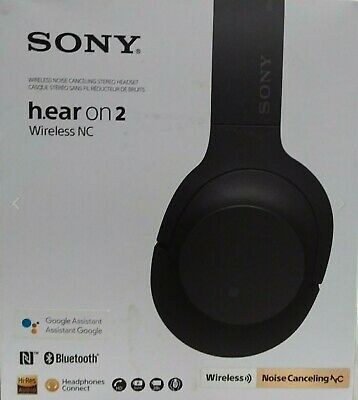 Sony WH-H900N h.ear on 2 Bluetooth Wireless Noise Canceling Stereo Headset