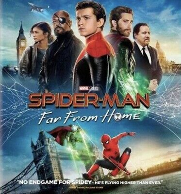 Spider-Man: Far From Home - DVD Disc Only - Ships 10/01 Release Date SALE NOW