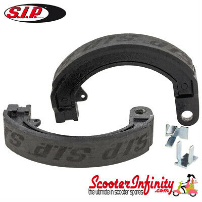 "Brake Shoes PREMIUM SIP Performance 10"" Vespa 150 GS-Sprint/160 GS /180 SS/Rally"