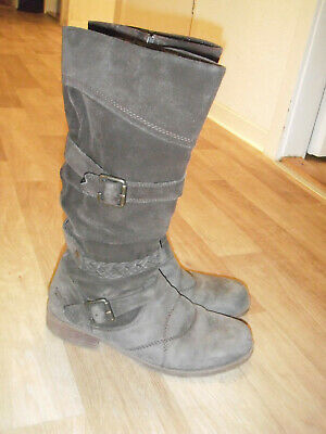 low priced 35ef9 984d3 SUPERFIT STIEFEL WINTERSTIEFEL braun Wildleder Gr.39 gefüttert