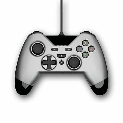 Gioteck Wx4 Wired Silver Controller (Nintendo Switch, Ps3 & Pc)